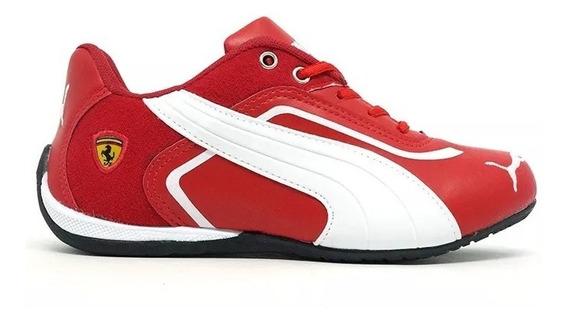 Tênis Ferrari Lançamento Promoção Imperdível Apenas Hoje!!