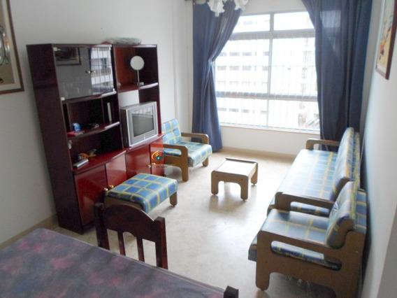 Apartamento Para Alugar No Bairro Pitangueiras Em Guarujá - - En424-3