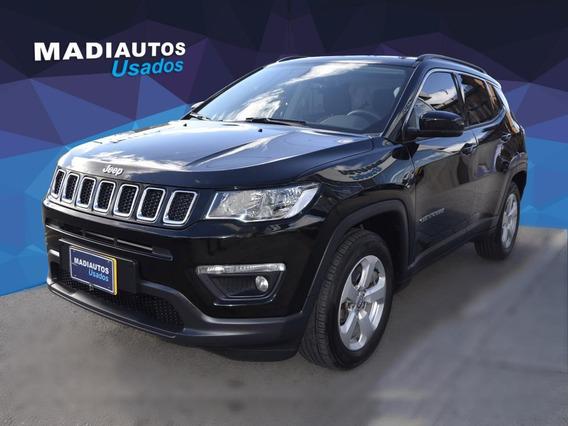 Jeep Compass Longitude 2.4 Automatica 4x2 Gasolina