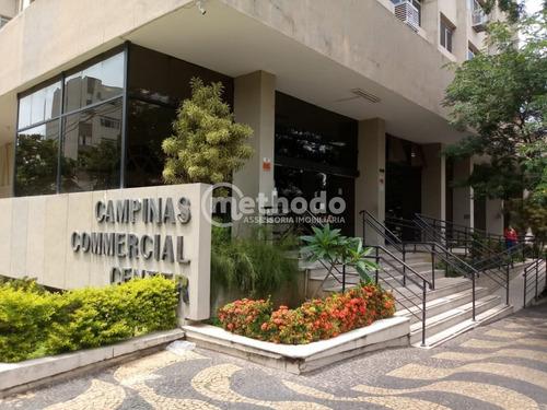 Sala Comercial Locação No Bosque Em Campinas - Sa00124 - 69271063