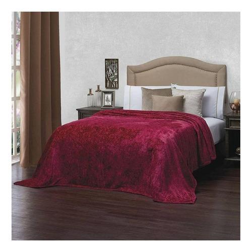 Imagen 1 de 1 de Cobertor Elefantito Ligero Matrimonial Victoria