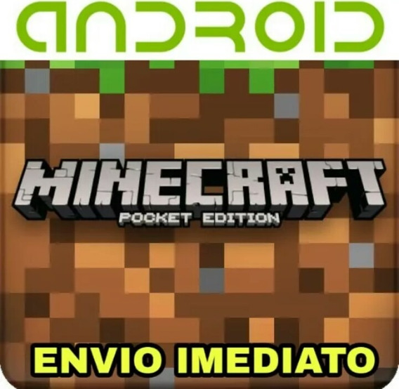 Minecraft Pocket Edition Android - Celulares E Tablet