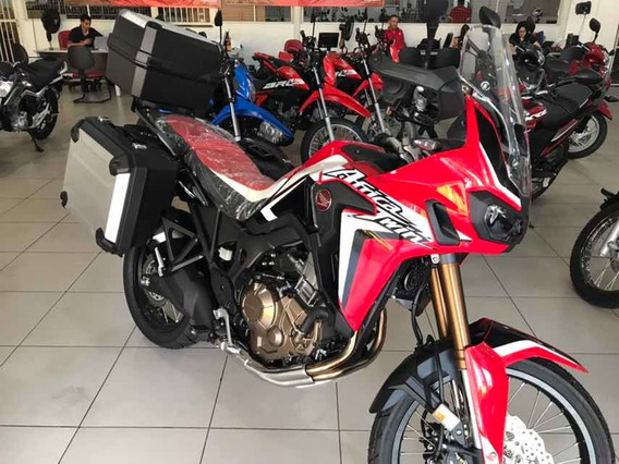 Kit Baú Honda Crf 1000 Africa Twin