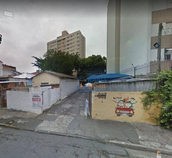 Terreno À Venda, 500 M² Por R$ 8.000.000,00 - Vila Olímpia - São Paulo/sp - Te1373
