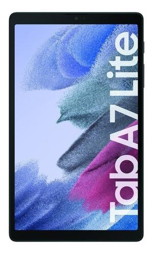 """Imagen 1 de 4 de Tablet  Samsung Galaxy Tab A7 Lite SM-T220 8.7"""" 32GB gris con 3GB de memoria RAM"""