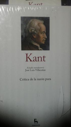 Kant I - Gredos Editorial