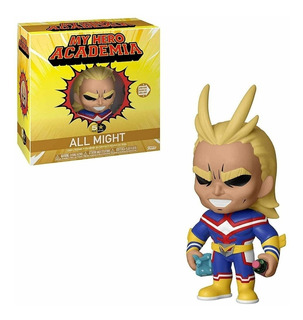 Figura Funko 5 Star My Hero Academia - All Might. Original