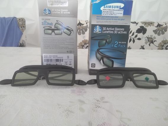 Óculos 3d Samsung Ssg-3050gb