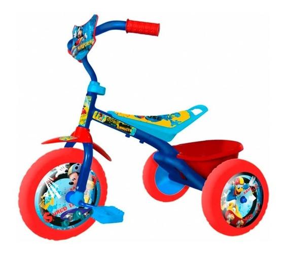 Triciclo Mid Mickey Unibike 303001 301102 E. Full