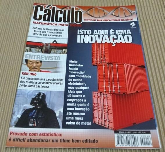 Revista Cálculo - Matemática Para Todos - Nº 18