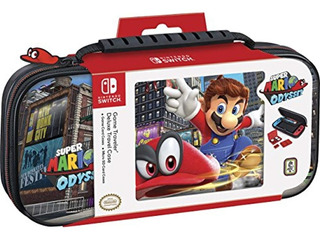 Rds Industries Nintendo Switch Deluxe Mario