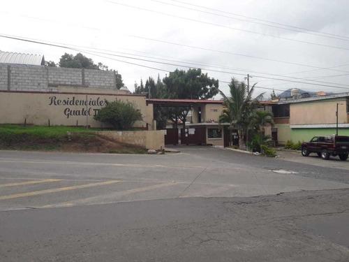 Remato Casa En Km 19 Al Pacifico, Residenciales Guatel 2.