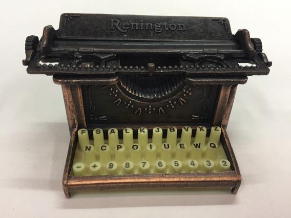 Maquina De Escribir Renington. Nro. 8786 Más Sacapuntas