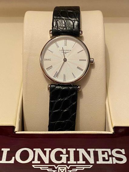 Reloj Longines La Grande Classique Para Dama En Cuarzo