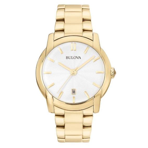 Relógio Bulova Unissex Wb21481h - Loja Autorizada Nf-e