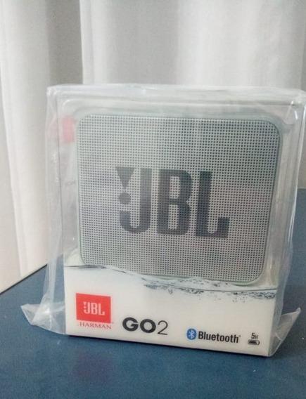 Jbl Go 2 - Original - Nova Lacrada