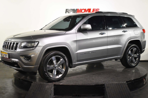 Jeep Grand Cherokee 3.6 Overland At Dvd 2016 Rpm Moviles