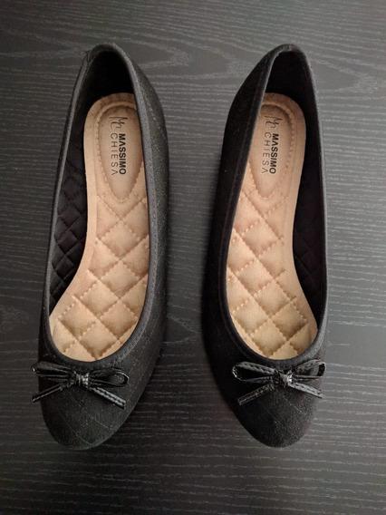 Zapatos Cerrados Cómodos Massimo Chiesa Talle 37