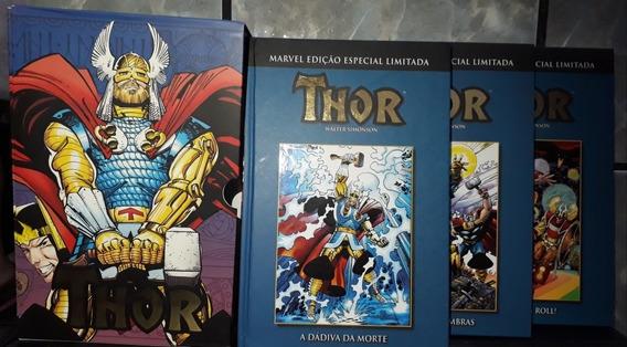Thor - Coleção Walt Simonson Salvat (capa Dura Usada)