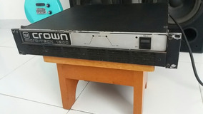 Amplificador Crown Micro-tech 1200.