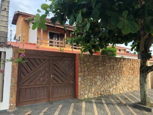 (ref: 3822) Casa Sobrado- Itanhaém/sp - Gaivota