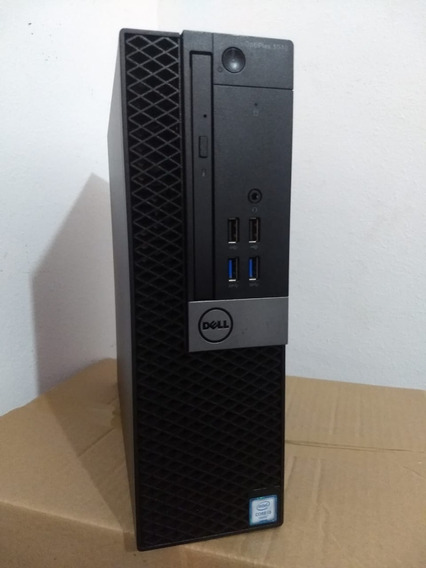 Dell Optiplex 3040 I3-6100 8gb Ram Hd 500gb Wi-fi Usb