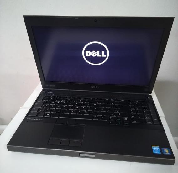Notebook Dell Precision M4800(i7-4800/16gb/240ssd/k1100)