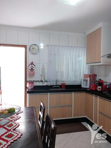 Imagem 1 de 18 de Ref.: 6144 - Sobrado A Venda Com 2 Dormitórios 2 Suítes No Jardim Santo Antônio Em Santo André - 6144