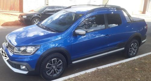 Imagem 1 de 12 de Volkswagen Saveiro 1.6 16v Cross Cab. Dupla Total Flex 2p-