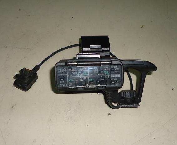 Adaptador Sony Xlr-a1m ( Sem Microfone )