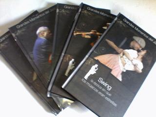 Colección De Jazz El Nacional Completa 20greens