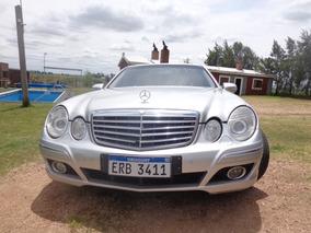 Mercedes Benz Clase E 350