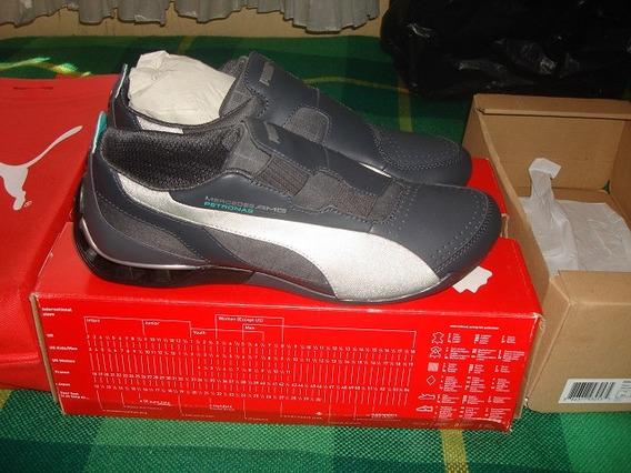 Zapatos Puma Mercedes Sneaker Talla 7.5 Us