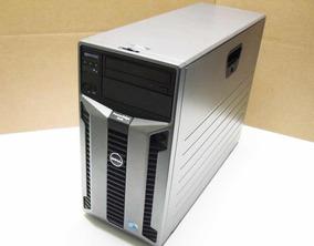 Servidor Dell T610+2hds 146gb+16gb Processador Xeon
