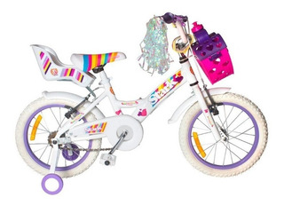Bicicleta Infantil Stark Pink R20