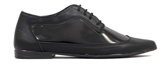 Zapatos Mujer Marlene Combinado Via Urbana