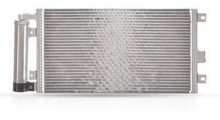 Condensador Celta Prisma 2007 2008 2009 2010 2011 2012 Novo