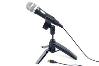 Microfono Usb Estudio Cad U1 Para Podcast Karaoke Youtube Pc