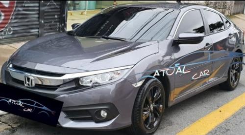 Imagem 1 de 1 de Honda Civic 2017 2.0 Exl Flex Aut. 4p