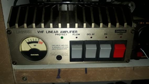 Amplificador Linear Bi-linear Daiwa Vhf
