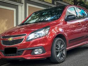 Chevrolet Agile 1.4 Ltz Effect Easytronic 5p 2014