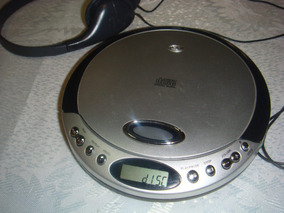 Compact Disc Digital Audio Durabrand Cd-566