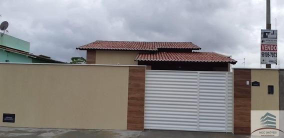 Casa Nova A Venda Bosque Das Colinas, Parnamirim