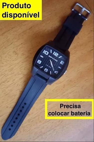 Relógio Rip Curl Pivot Precisa Bateria Pulseira Alternativa Veja Fotos