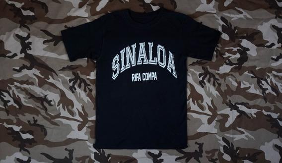 Playera Sinaloa Rifa Compa