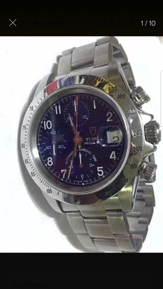 Relógio Original Rolex Tudor Cronógrafo