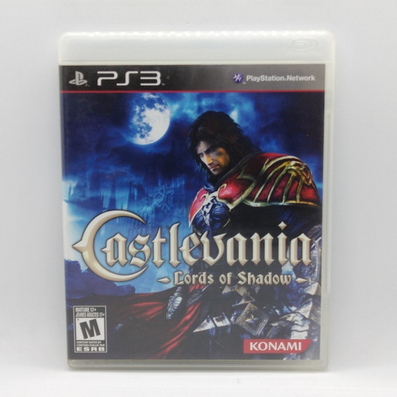 Castlevania Lords Of Shadow Ps3 Midia Fisica Play 3 Game