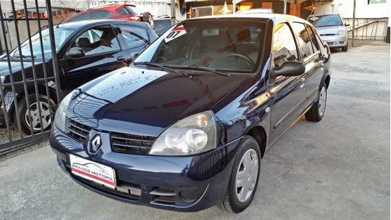 Renault Clio Sedan Authentique 1.0 16v Flex 4p Manual