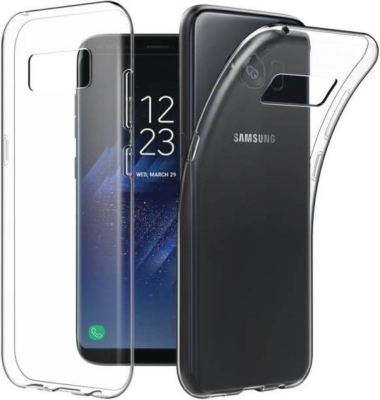 Funda Link Case Samsung Galaxy S8 Silicon Material Ecológico