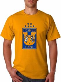 Playeras Tigres Uanl Futbol México Tallas 2xl Y 3xl